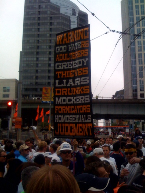 List of Runners at Bay to Breakers